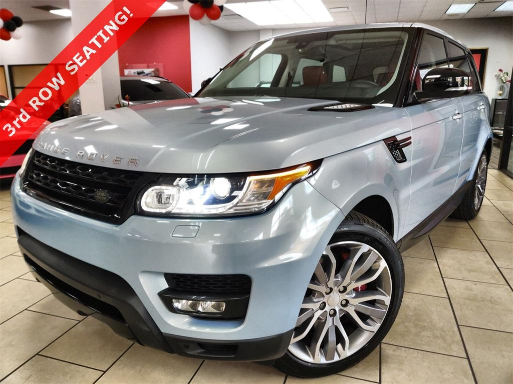 Used 2015 Land Rover Range Rover Sport 5.0L V8 Supercharged | Sandy Springs, GA
