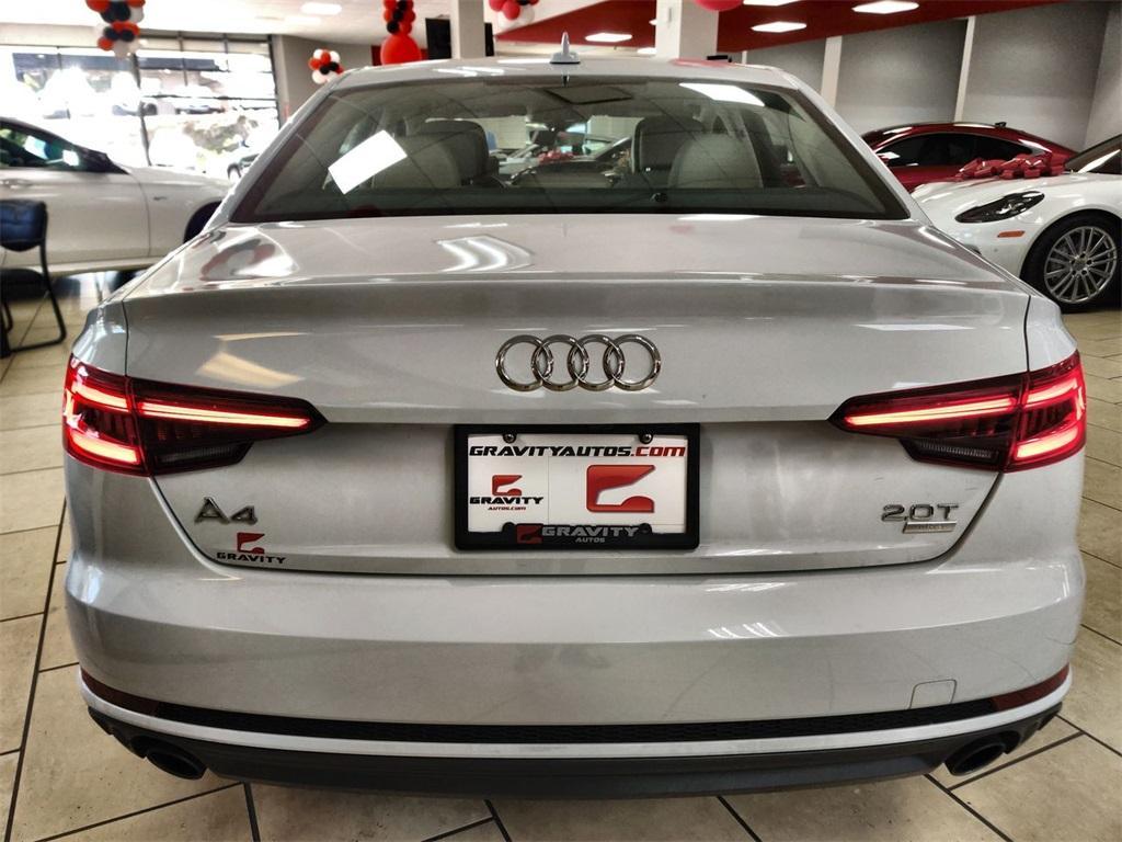 Used 2018 Audi A4 2.0T ultra Premium   Sandy Springs, GA