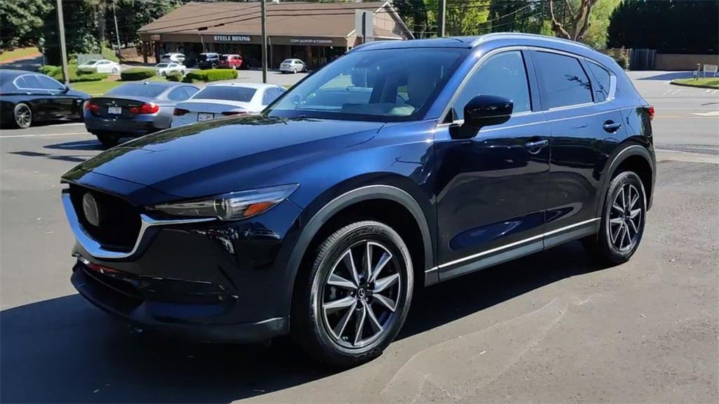 Used 2018 Mazda CX-5 Grand Touring | Sandy Springs, GA