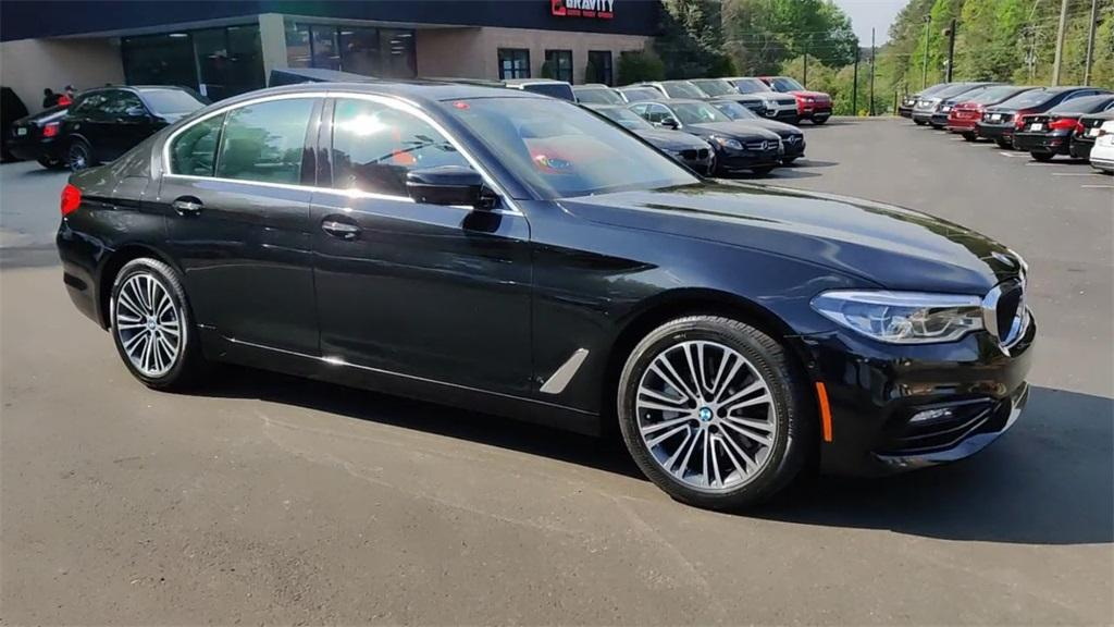 Used 2017 BMW 5 Series 540i | Sandy Springs, GA