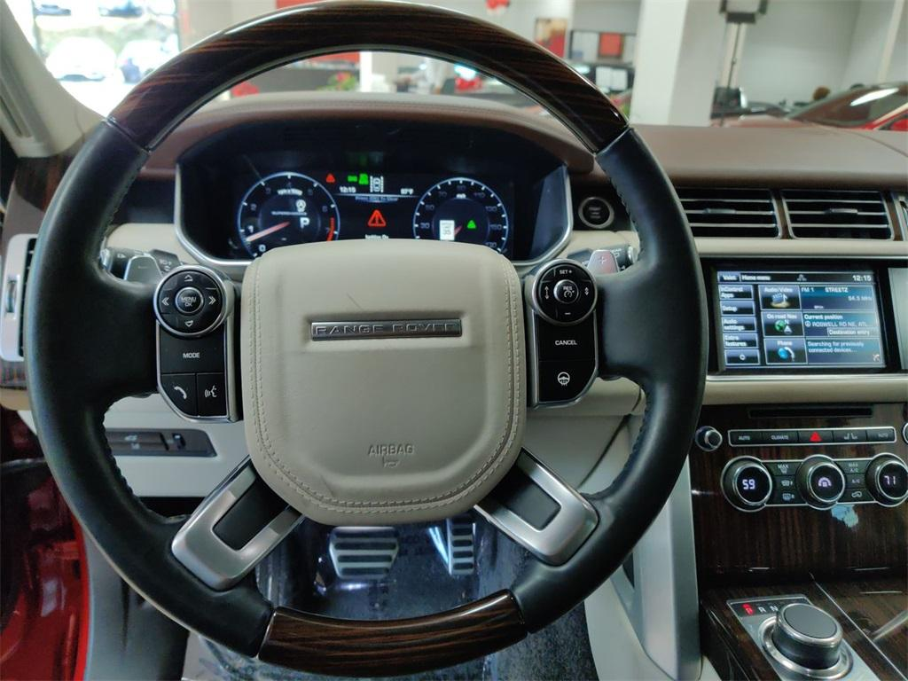 Used 2015 Land Rover Range Rover 5.0L V8 Supercharged Autobiography | Sandy Springs, GA