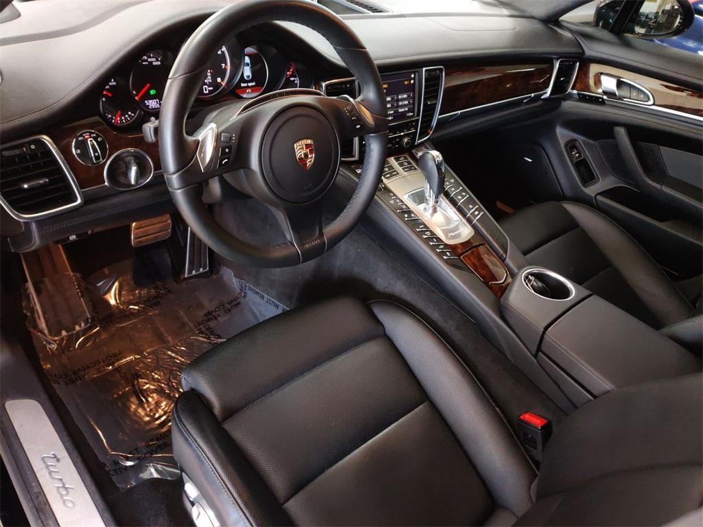 Used 2014 Porsche Panamera Turbo | Sandy Springs, GA