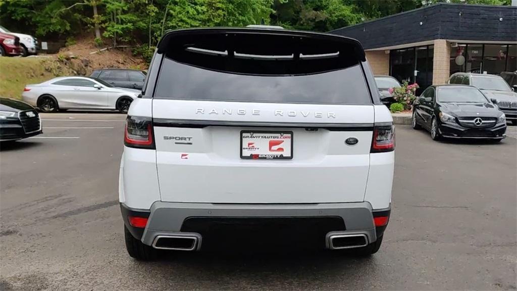 Used 2018 Land Rover Range Rover Sport SE | Sandy Springs, GA