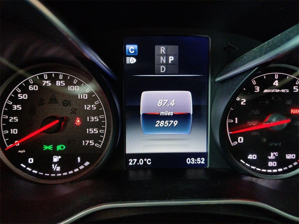 Used 2017 Mercedes-Benz C-Class C 43 AMG | Sandy Springs, GA