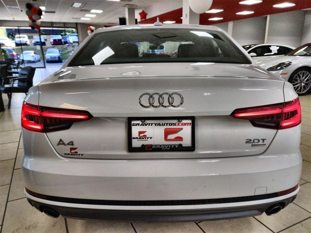 Used 2018 Audi A4 2.0T ultra Premium | Sandy Springs, GA