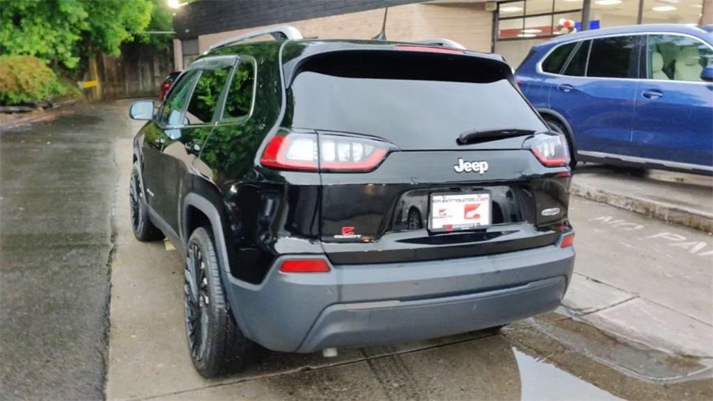Used 2019 Jeep Cherokee Latitude Plus | Sandy Springs, GA