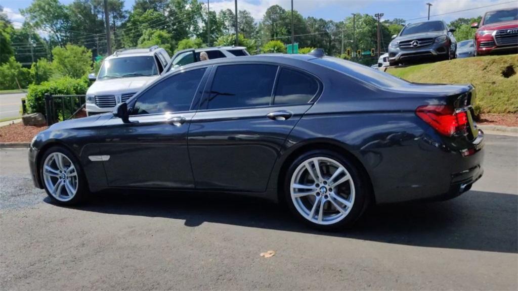 Used 2015 BMW 7 Series 750i | Sandy Springs, GA
