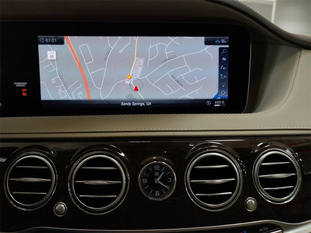 Used 2018 Mercedes-Benz S-Class S 450 | Sandy Springs, GA