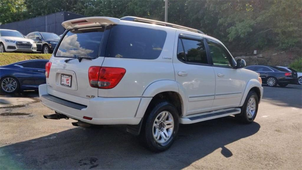 Used 2005 Toyota Sequoia Limited | Sandy Springs, GA