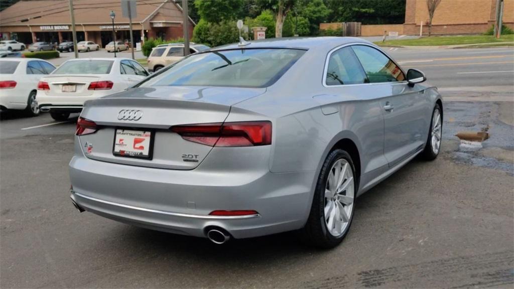 Used 2018 Audi A5    Sandy Springs, GA