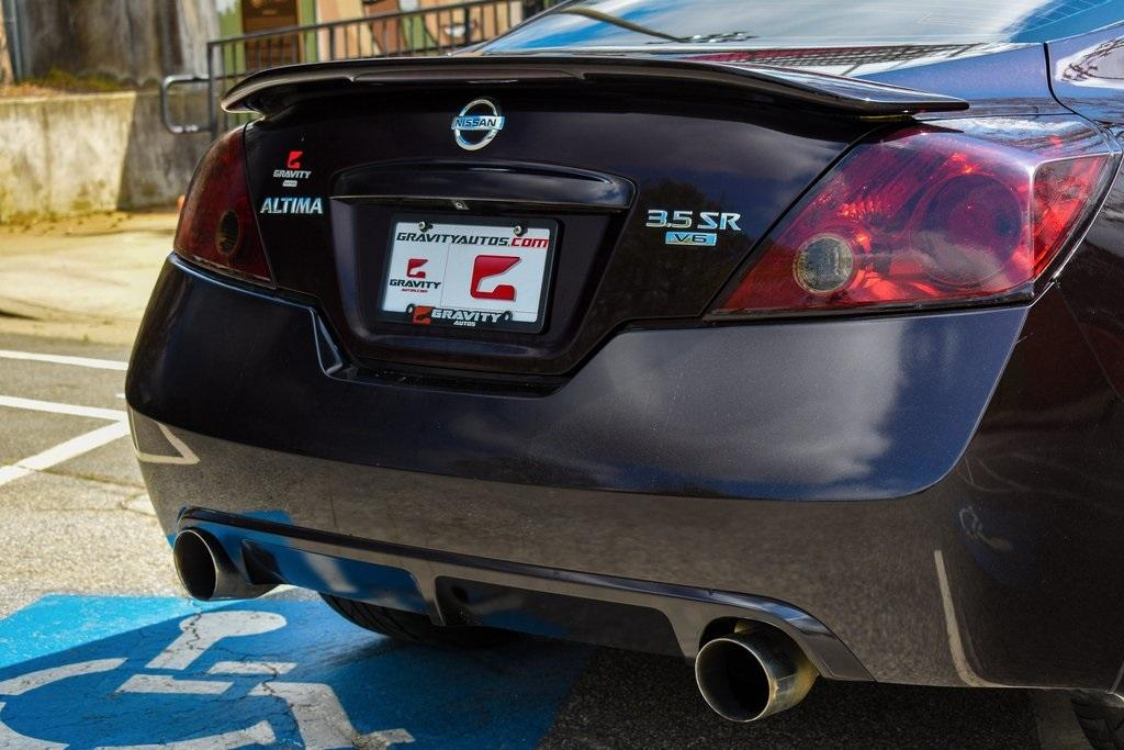 Used 2012 Nissan Altima 3.5 SR | Sandy Springs, GA