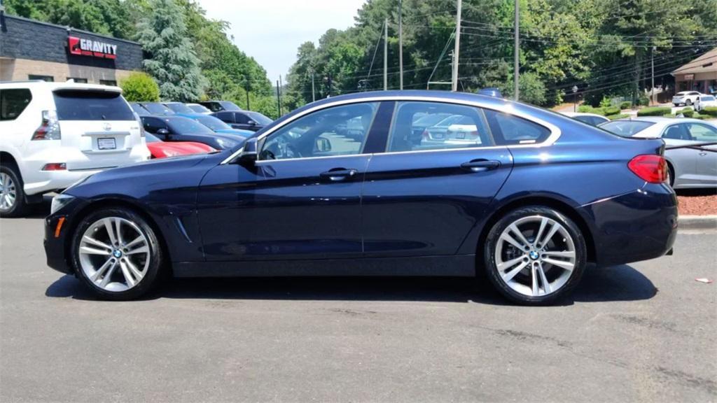 Used 2018 BMW 4 Series 430i Gran Coupe   Sandy Springs, GA