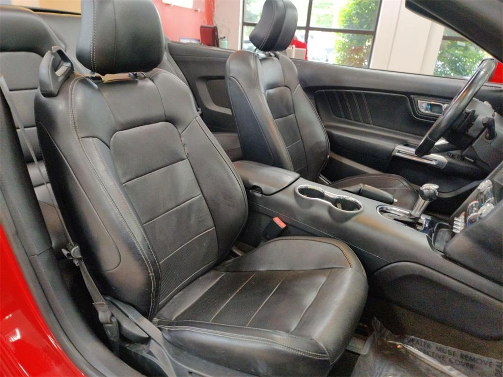 Used 2016 Ford Mustang EcoBoost Premium   Sandy Springs, GA