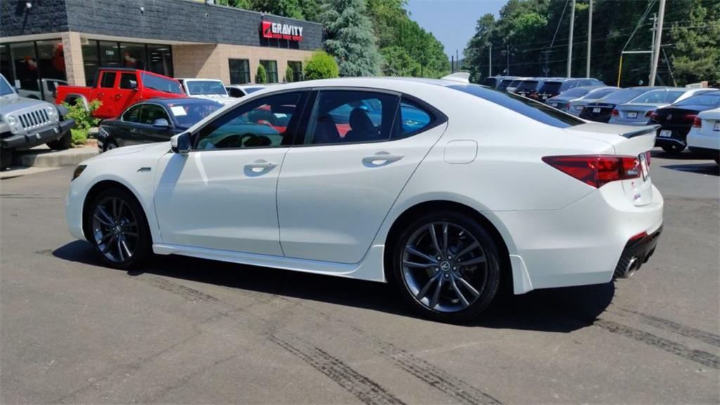 Used 2019 Acura TLX 2.4L Technology Pkg w/A-Spec Pkg | Sandy Springs, GA