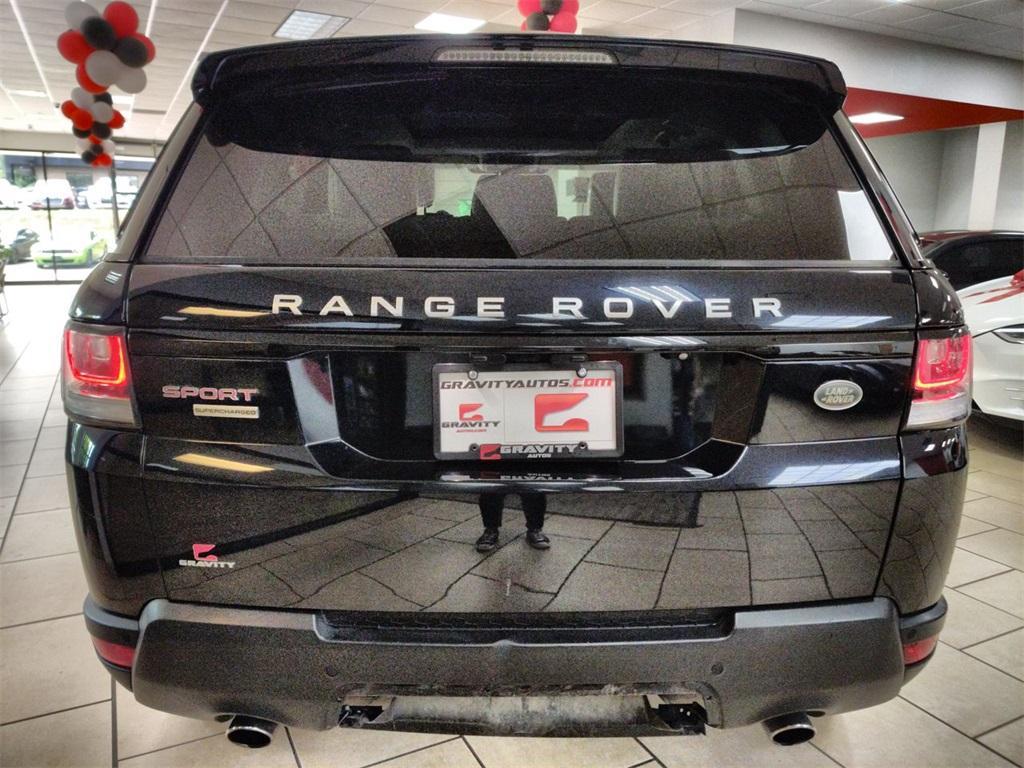 Used 2014 Land Rover Range Rover Sport 5.0L V8 Supercharged | Sandy Springs, GA