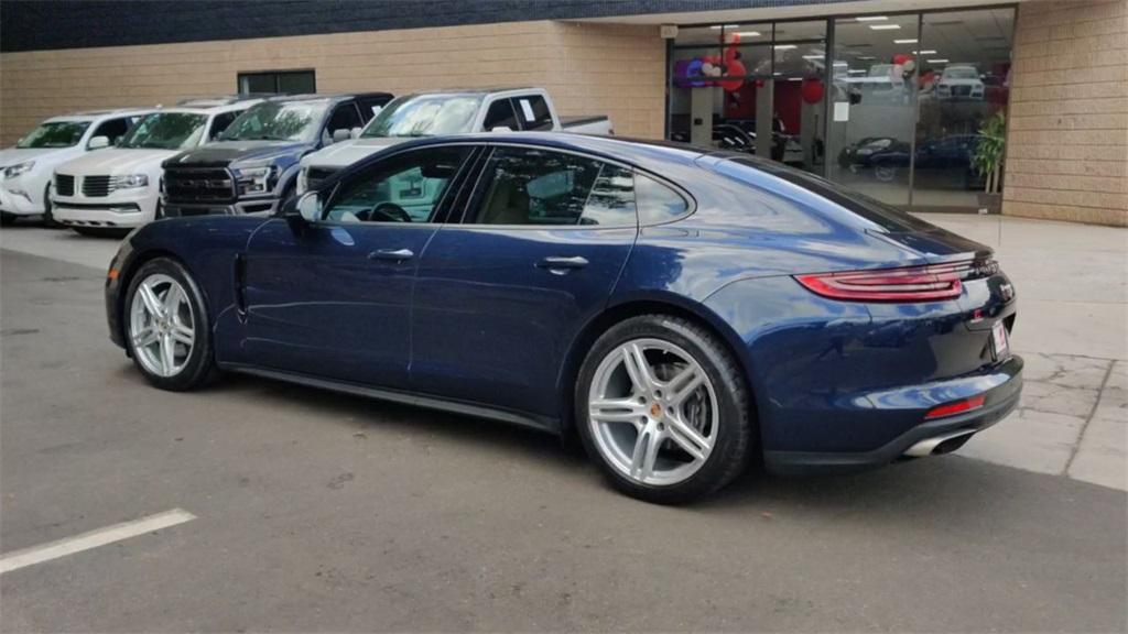 Used 2018 Porsche Panamera  | Sandy Springs, GA