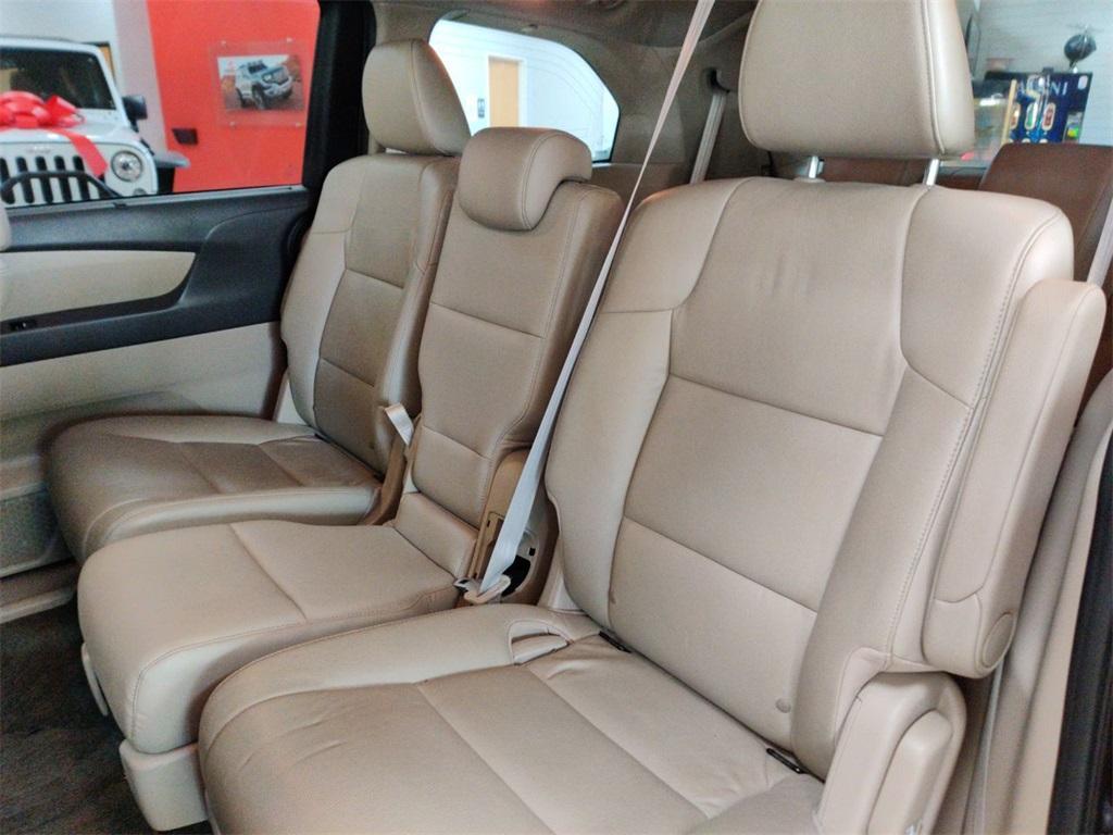 Used 2017 Honda Odyssey EX-L | Sandy Springs, GA