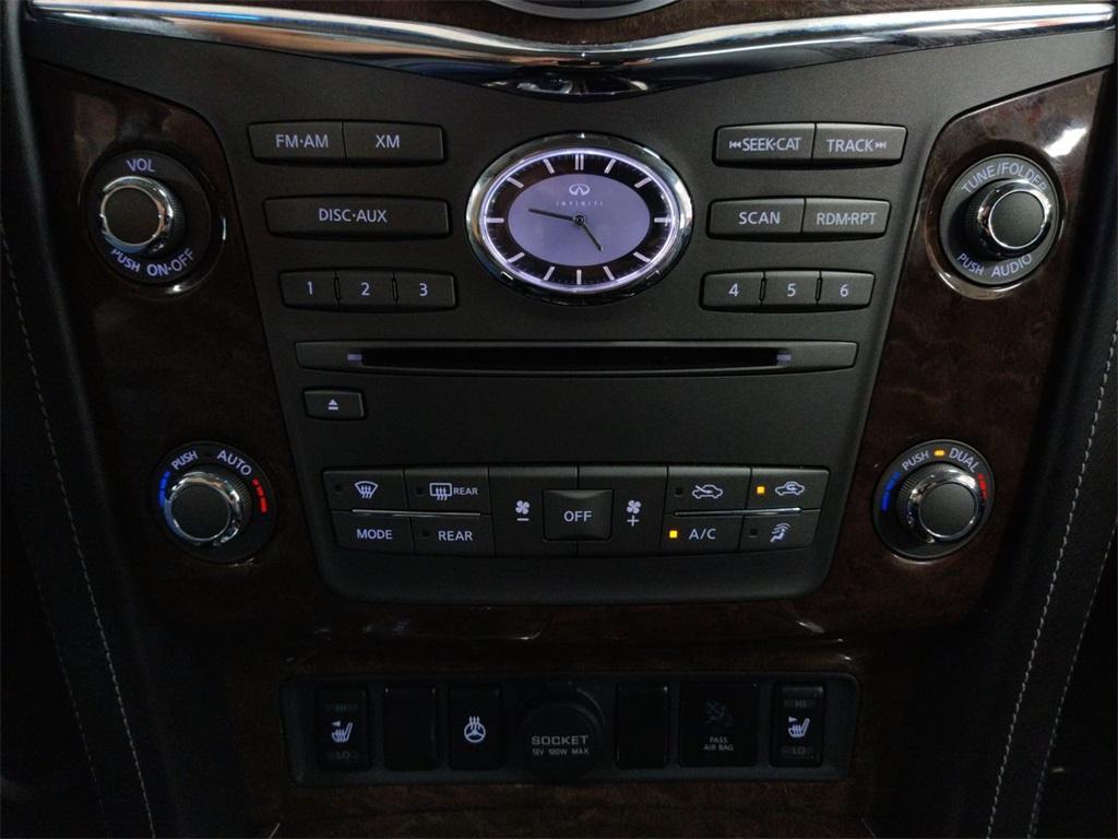 Used 2016 INFINITI QX80  | Sandy Springs, GA