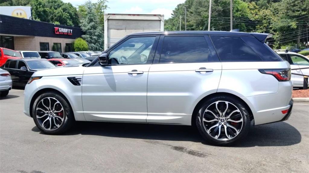 Used 2018 Land Rover Range Rover Sport HSE Dynamic   Sandy Springs, GA