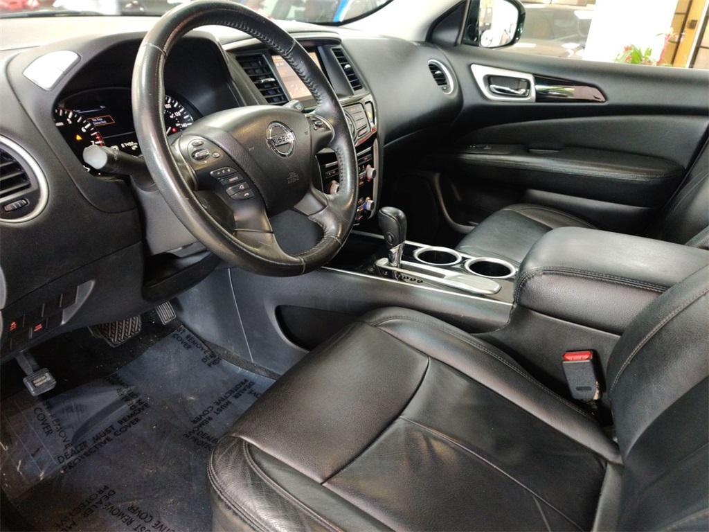 Used 2014 Nissan Pathfinder SV   Sandy Springs, GA