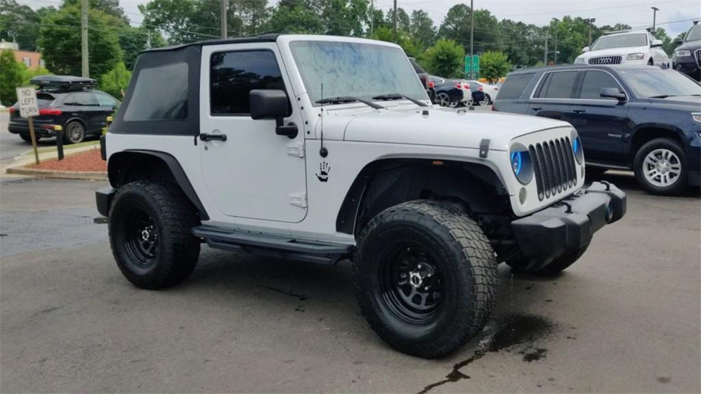 Used 2017 Jeep Wrangler Sport | Sandy Springs, GA
