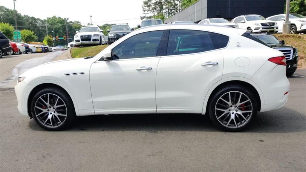 Used 2017 Maserati Levante  | Sandy Springs, GA