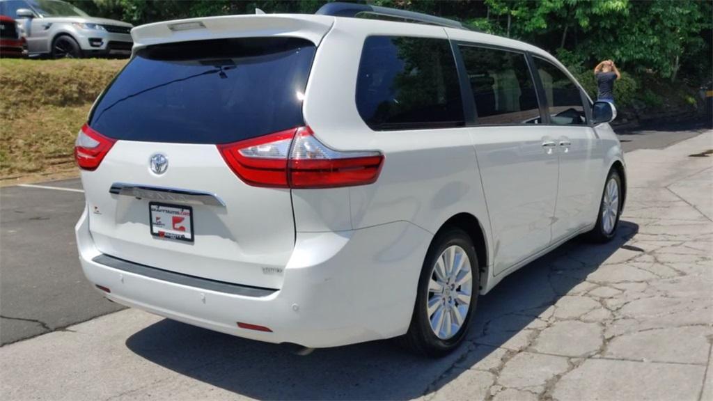 Used 2015 Toyota Sienna Limited   Sandy Springs, GA