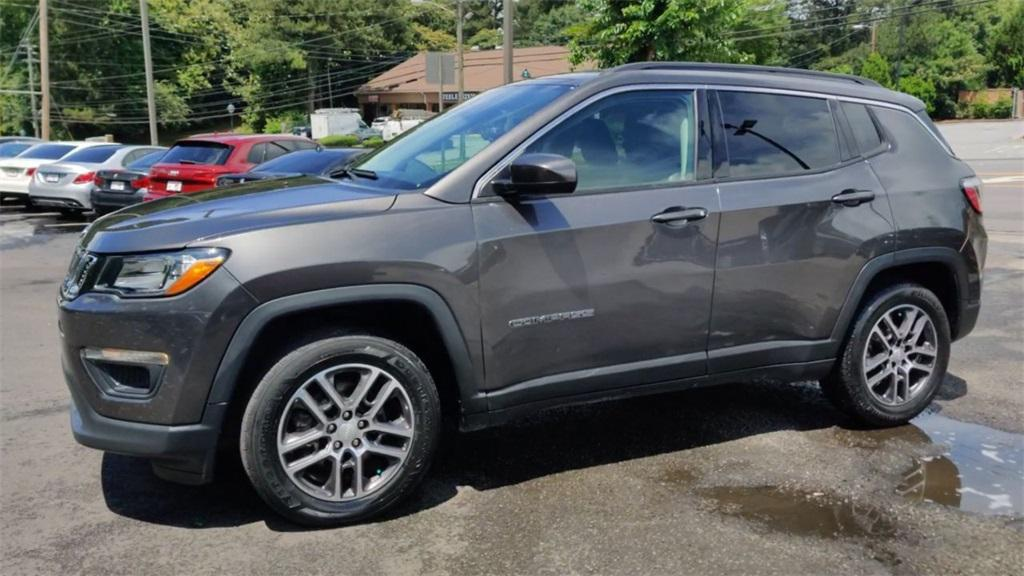 Used 2017 Jeep New Compass Latitude   Sandy Springs, GA