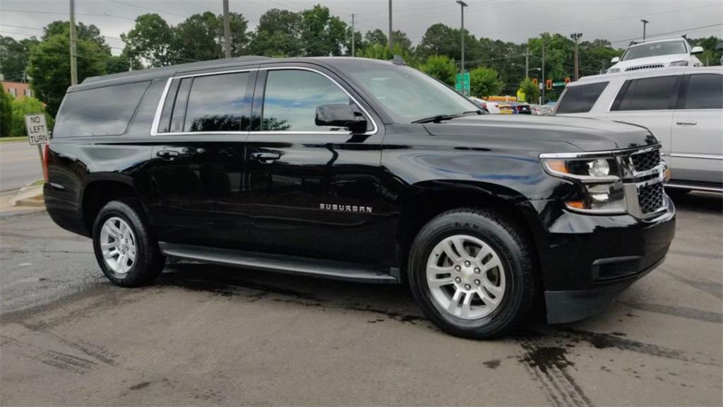 Used 2017 Chevrolet Suburban  | Sandy Springs, GA
