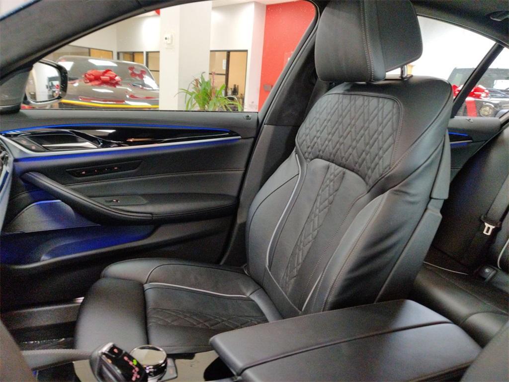 Used 2018 BMW 5 Series M550i xDrive   Sandy Springs, GA