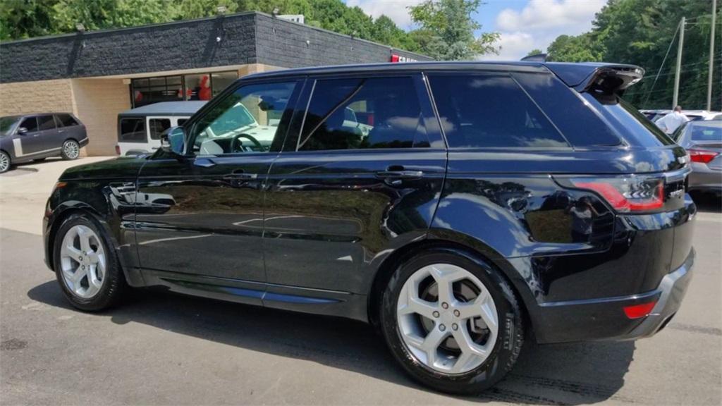 Used 2020 Land Rover Range Rover Sport HSE | Sandy Springs, GA