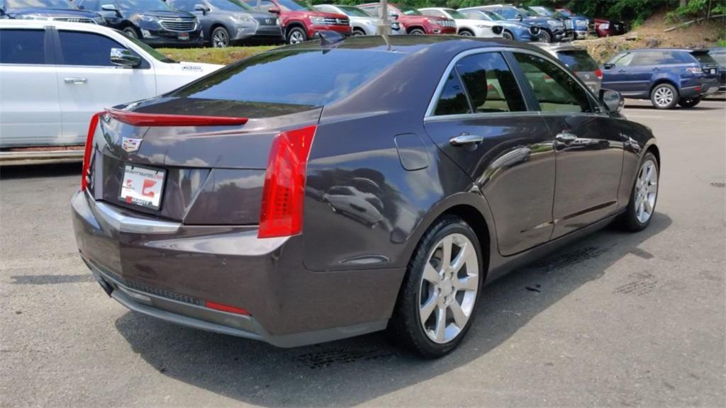 Used 2015 Cadillac ATS 2.5L Luxury | Sandy Springs, GA