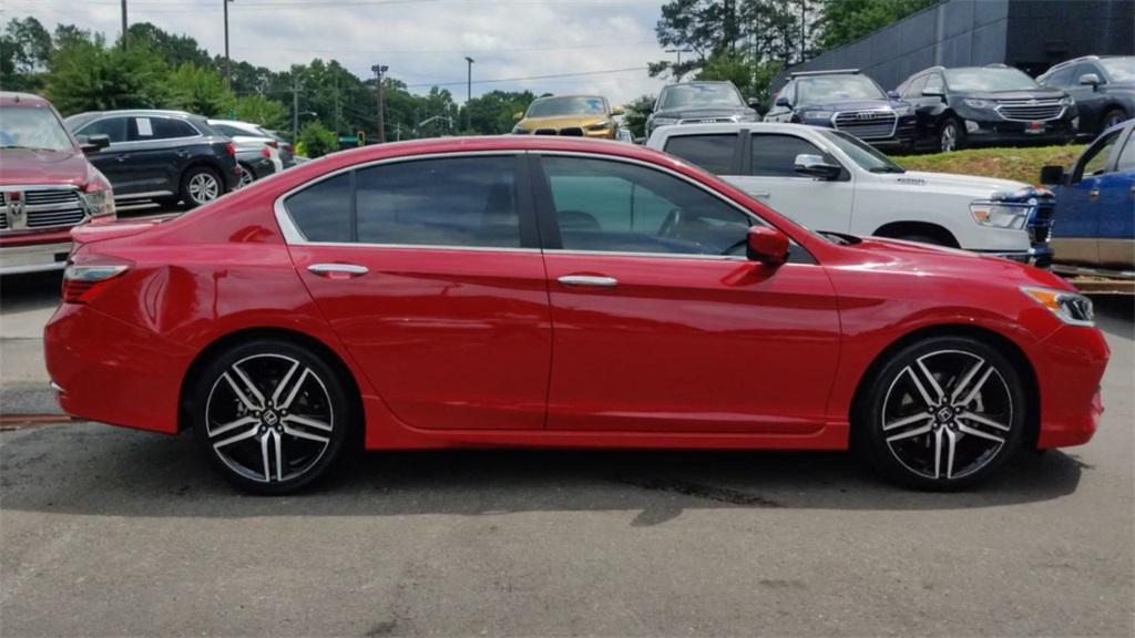 Used 2016 Honda Accord Sport   Sandy Springs, GA