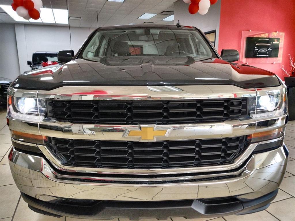 Used 2018 Chevrolet Silverado 1500    Sandy Springs, GA