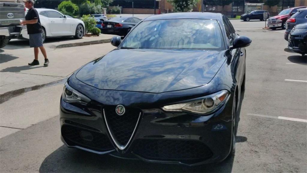 Used 2017 Alfa Romeo Giulia  | Sandy Springs, GA