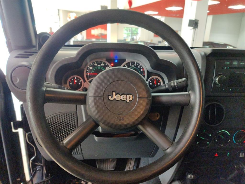 Used 2010 Jeep Wrangler Unlimited Sport   Sandy Springs, GA