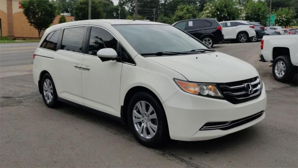 Used 2016 Honda Odyssey EX-L | Sandy Springs, GA