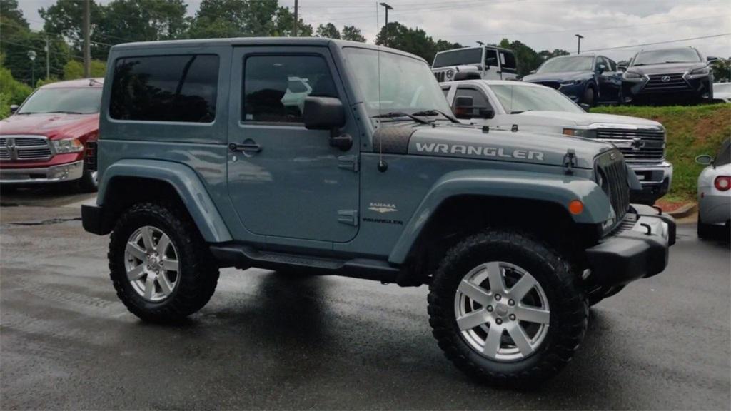 Used 2014 Jeep Wrangler Sahara | Sandy Springs, GA
