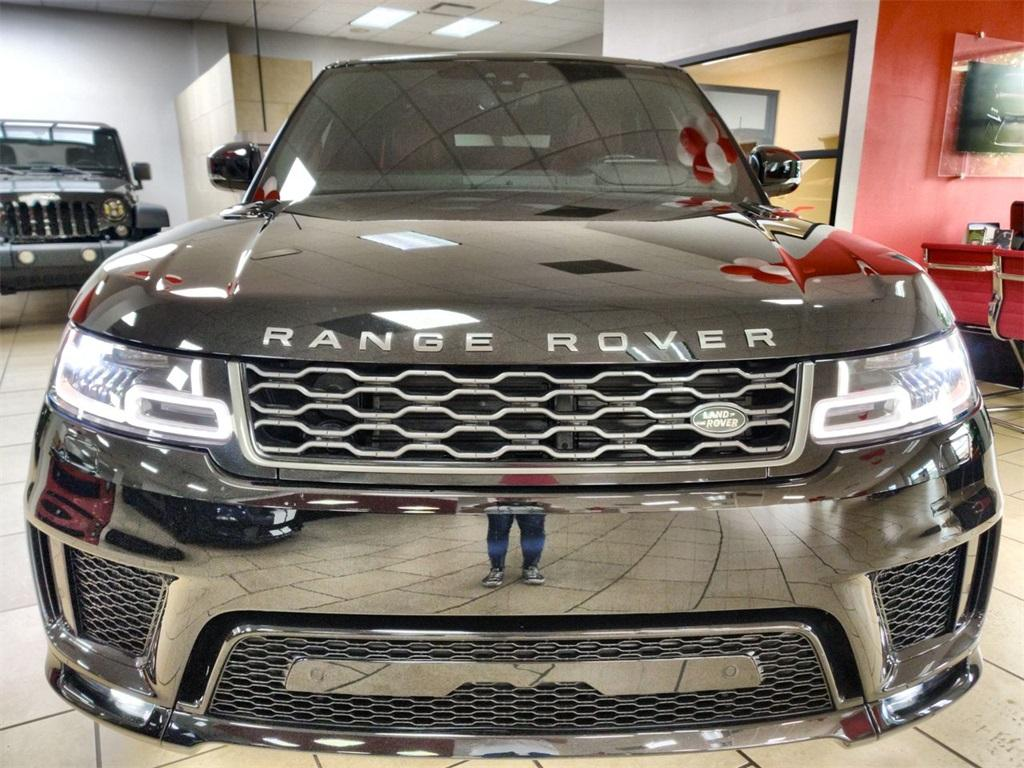 Used 2019 Land Rover Range Rover Sport Supercharged   Sandy Springs, GA