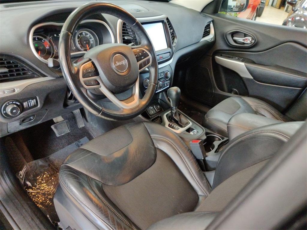Used 2018 Jeep Cherokee Latitude Plus   Sandy Springs, GA