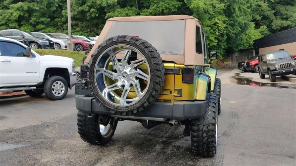 Used 2017 Jeep Wrangler Unlimited Sport   Sandy Springs, GA