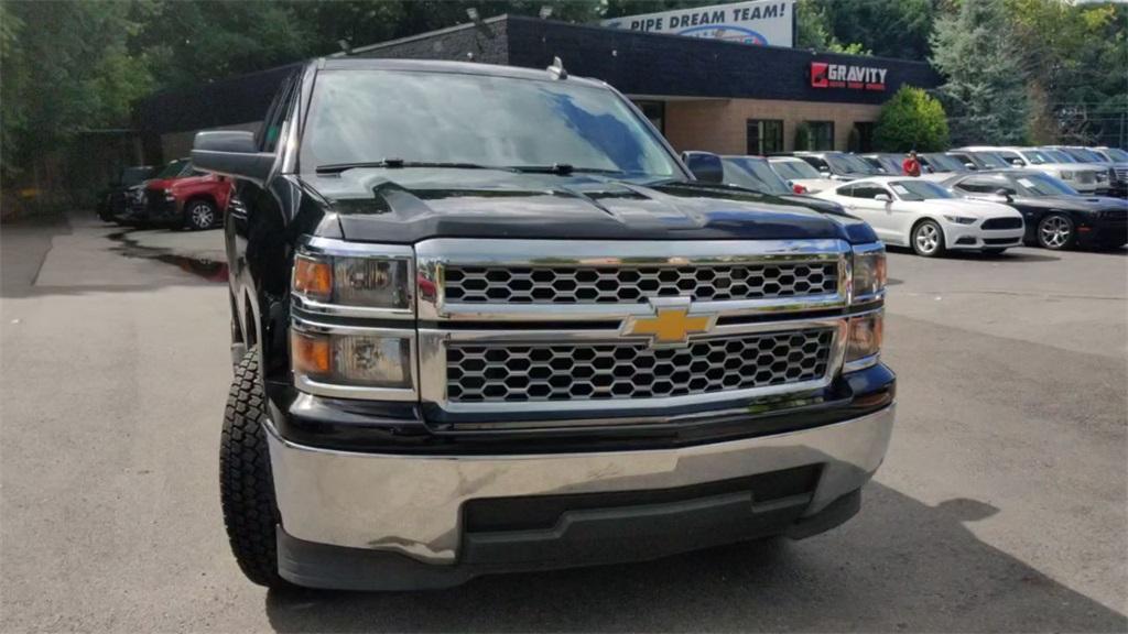 Used 2015 Chevrolet Silverado 1500 LT | Sandy Springs, GA