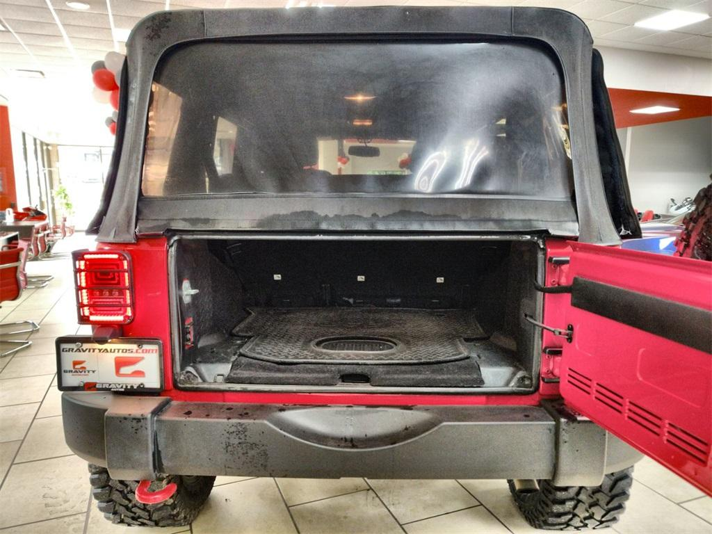 Used 2016 Jeep Wrangler Unlimited Sport | Sandy Springs, GA