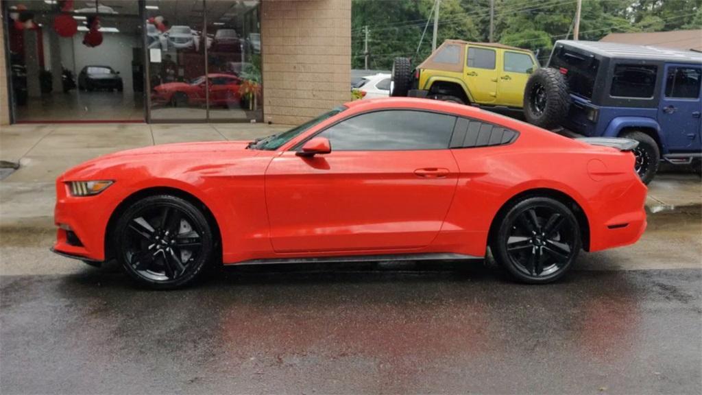 Used 2016 Ford Mustang EcoBoost | Sandy Springs, GA