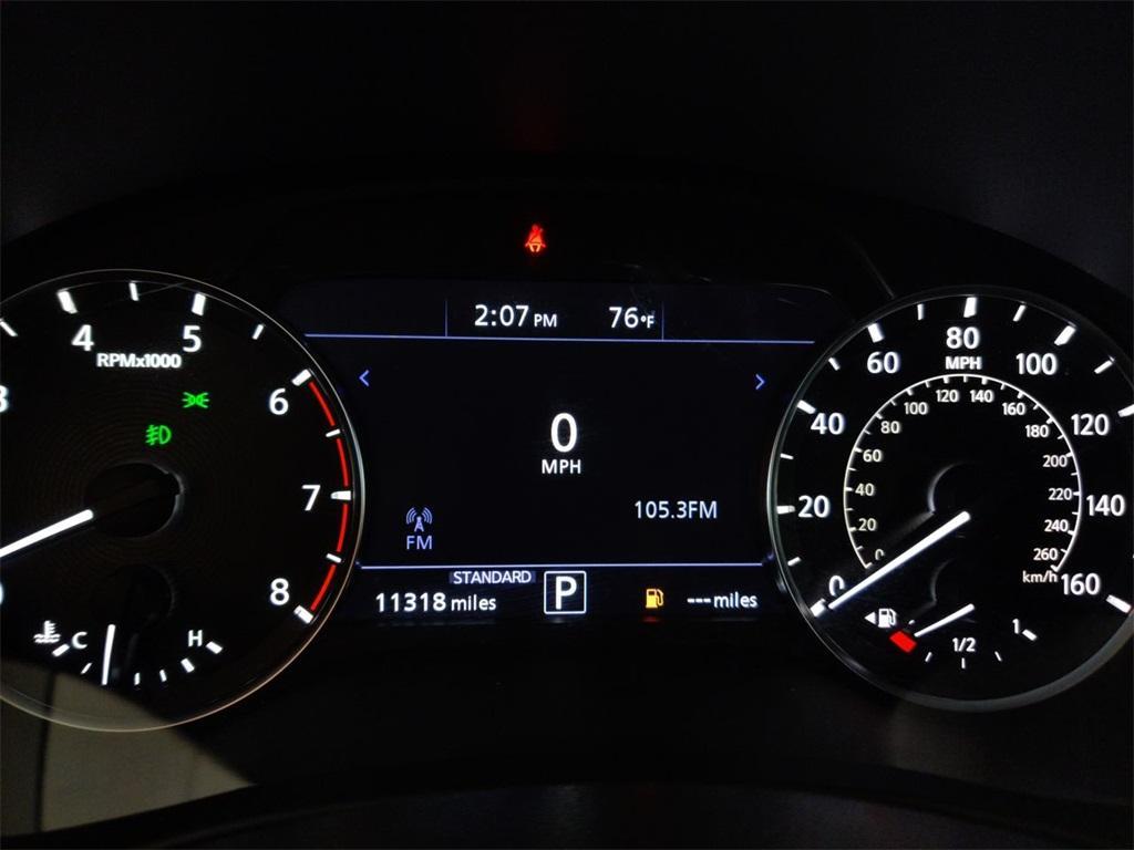Used 2020 INFINITI QX50 LUXE | Sandy Springs, GA