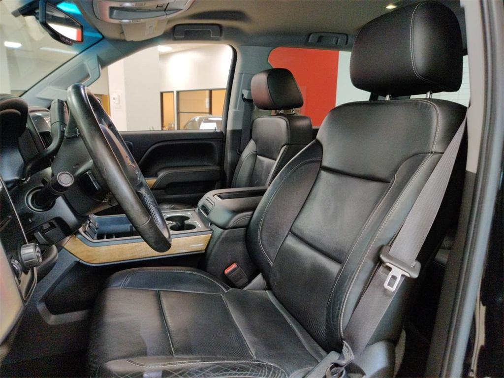 Used 2015 Chevrolet Silverado 1500 LTZ | Sandy Springs, GA