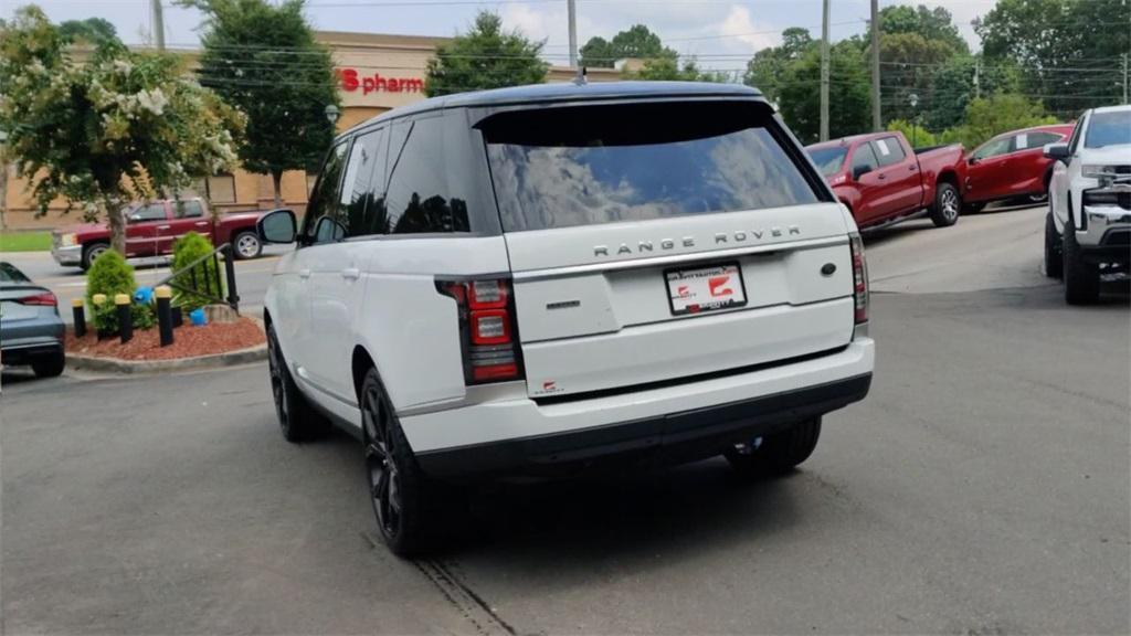 Used 2016 Land Rover Range Rover HSE   Sandy Springs, GA