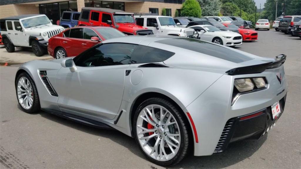 Used 2018 Chevrolet Corvette Z06 | Sandy Springs, GA