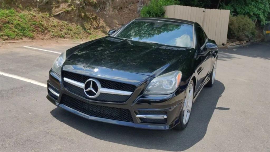 Used 2016 Mercedes-Benz SLK SLK 300   Sandy Springs, GA