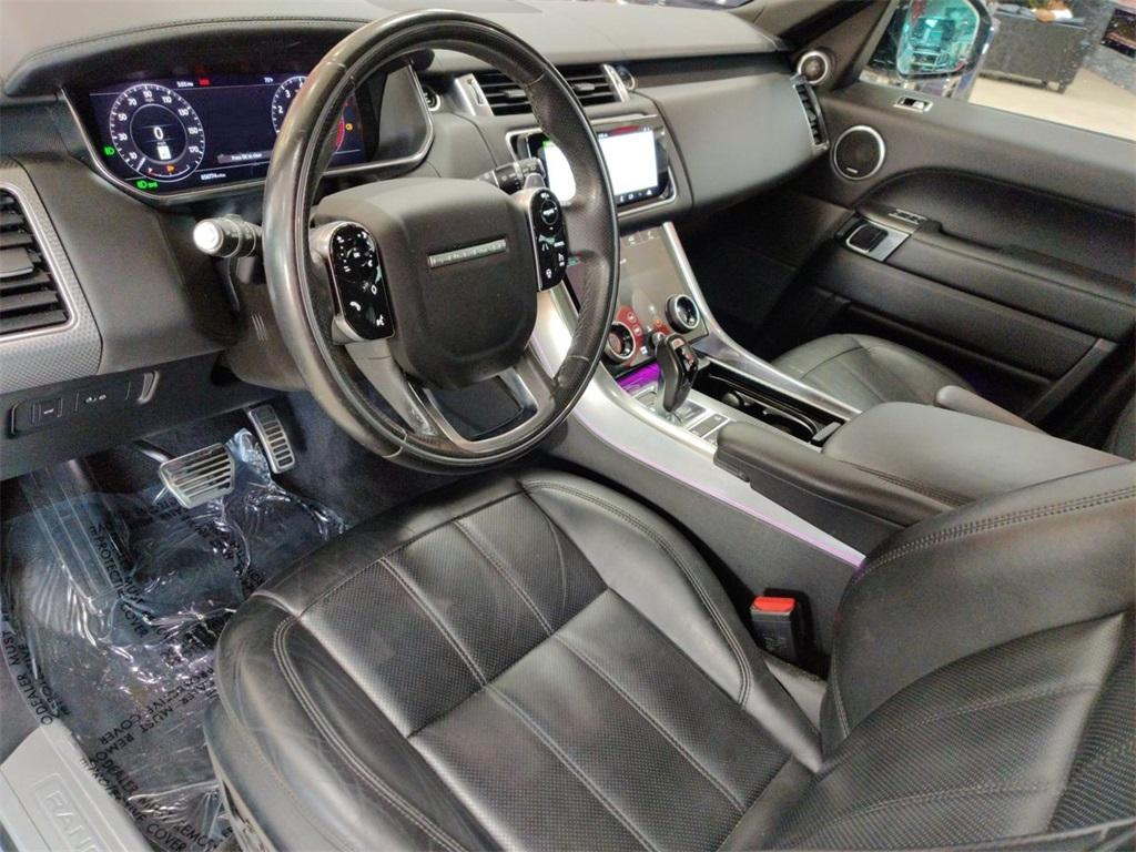 Used 2019 Land Rover Range Rover Sport Supercharged | Sandy Springs, GA